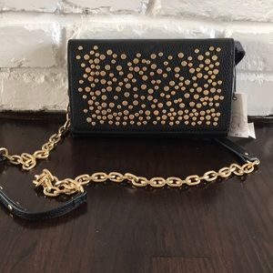 Treasure and Bond Avery Studded Handbag Wallet NWT